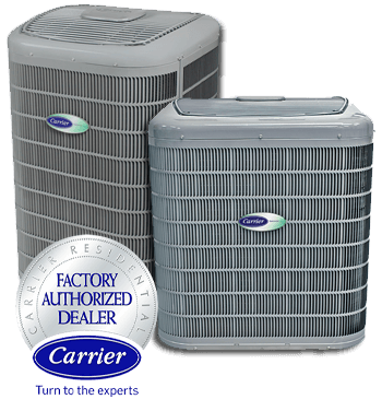 New Carrier AC Unit - McGowan's Heating and Air Conditioning