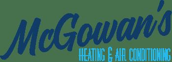McGowan's Heating & Air Conditioning logo